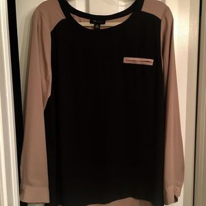 NWT AB Studio top XL